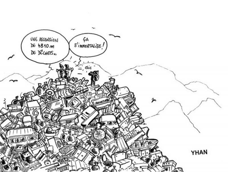 L'histoire des déchets