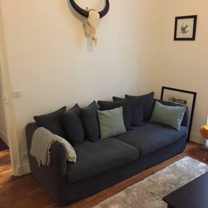 vente d'un meuble